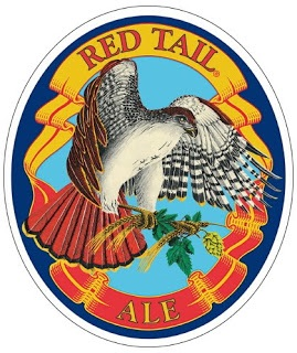 Red Tail Ale From Mendocino Brewing Company - My First Craft Beer