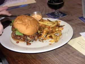 The 'Big Burger'