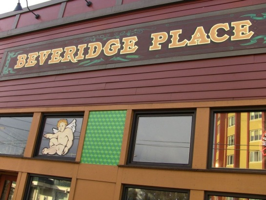 Beveridge Place Pub in West Seattle