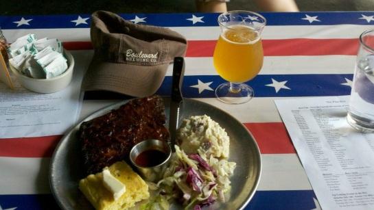 Boulevard Brewing & Kansas City BBQ Day At The Pine Box