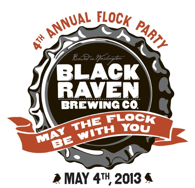 Black Raven Is Turning 4 On May 4th