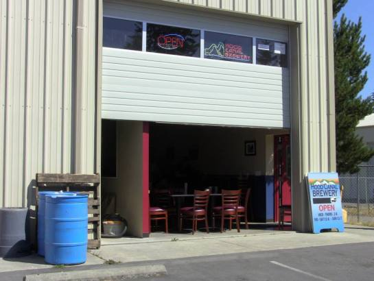 Hood Canal Brewery