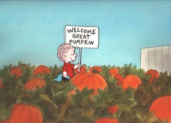 LinusGreatPumpkin