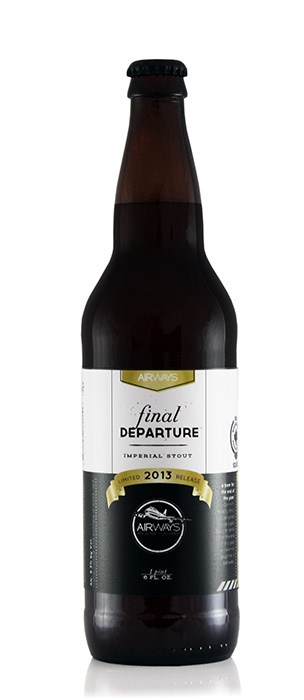 Final Departure Imperial Stout 2013