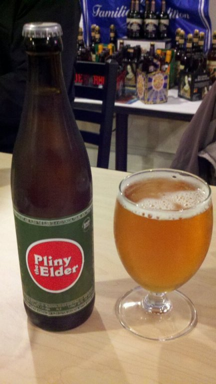 Pliny The Elder (Bottle) And Pliny The Younger From Russian River Brewing (No Longer Available In Washington)