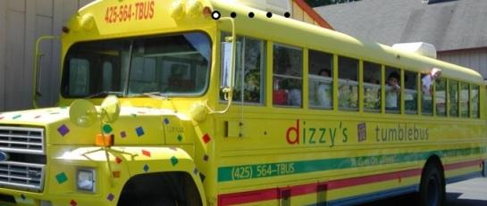 Dizzy's Tumble Bus