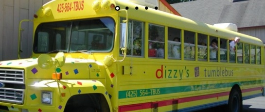 Dizzy's Tumble Bus
