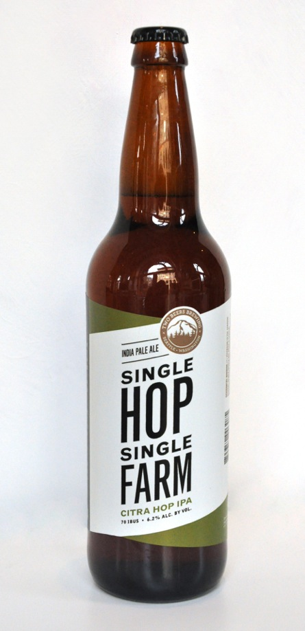 Single Hop, Single Farm Citra Hop IPA