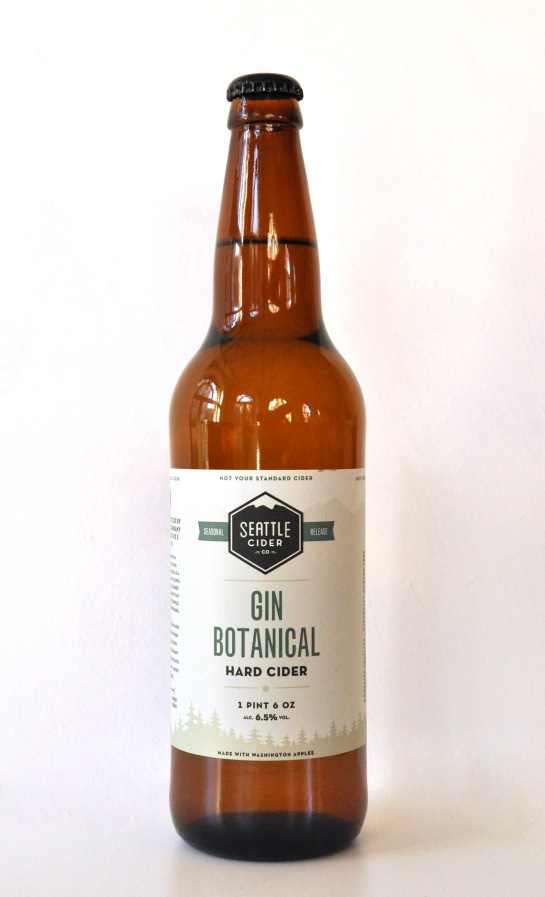 Seattle Cider Company Gin Botanical