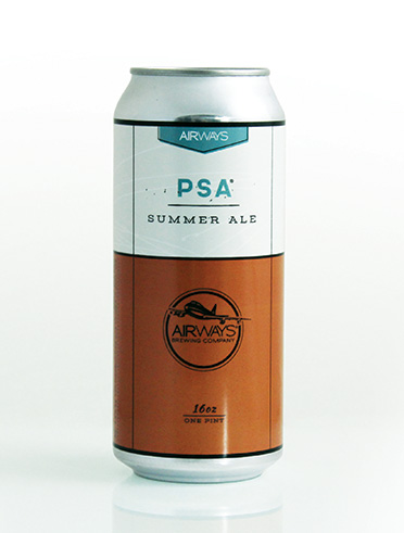 PSA Summer Ale 16oz Can
