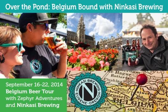 Belgium Bound_Ninkasi