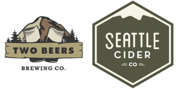 TwoBeersSeattleCiderComboLogo1