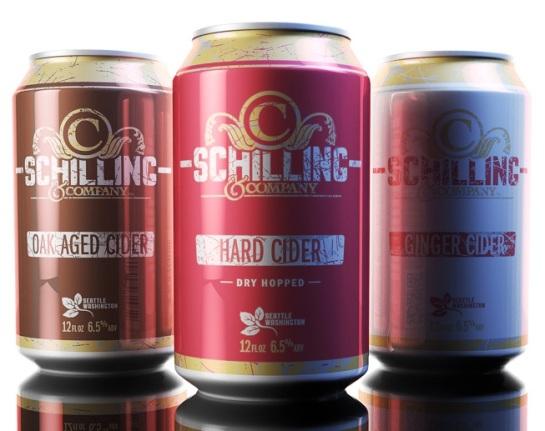 Schilling Ciders