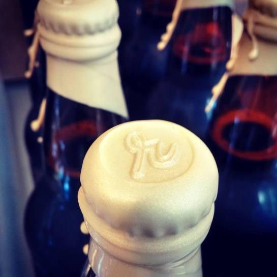 Bourbon Imperial Stout From Reuben's Brews