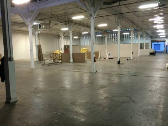 A Peek At The Space Two Beers Brewing & Seattle Cider Company Will Be Expanding Into