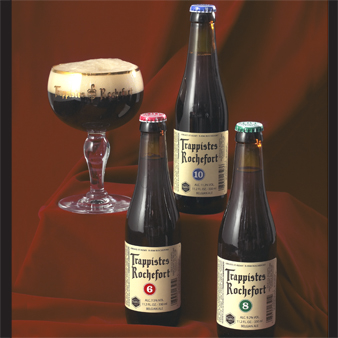 Trappist Rochefort 6, 8 And 10