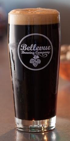 Bellevue Brewing Company Cascadian Dark Ale