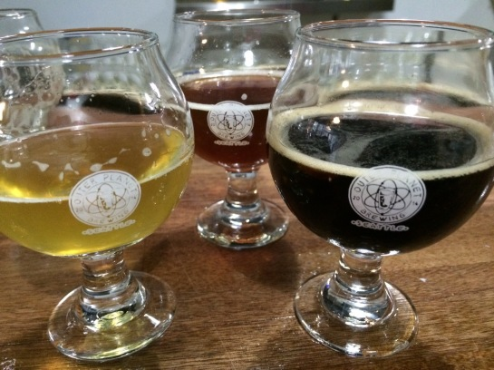 Outer Planet Brewing's Bohemian 'Lager', Barleywine And Stout