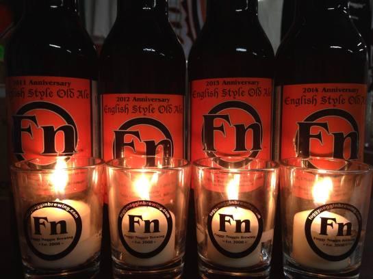 Foggy Noggin Anniversary Bottles