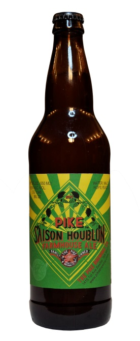 Pike Brewing Company Saison Houblon