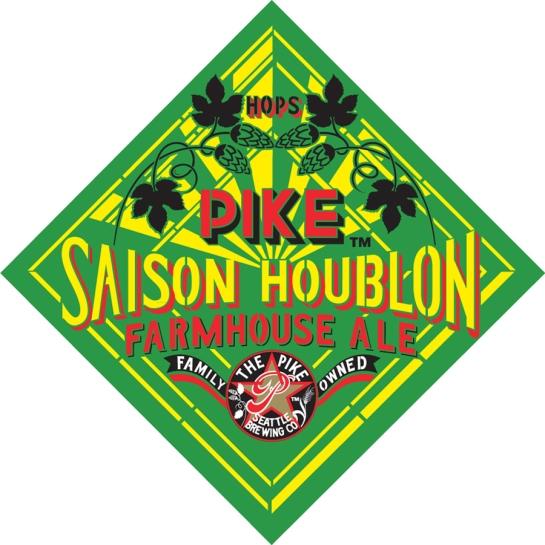 Pike Saison Houblon Logo