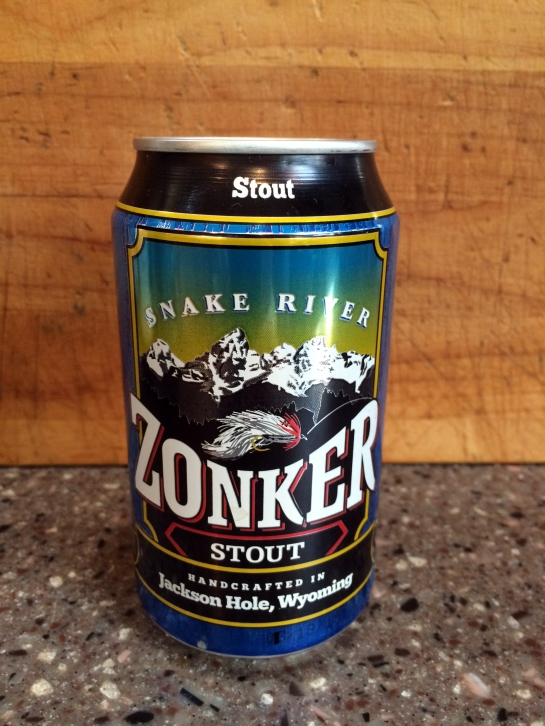 Snake River Brewing - Zonker Stout