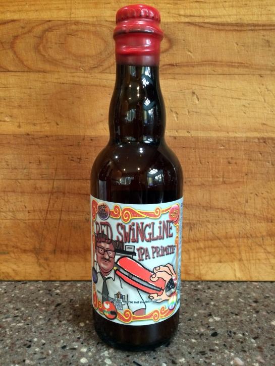 Trinity Brewing - Red Swingline IPA Primitif
