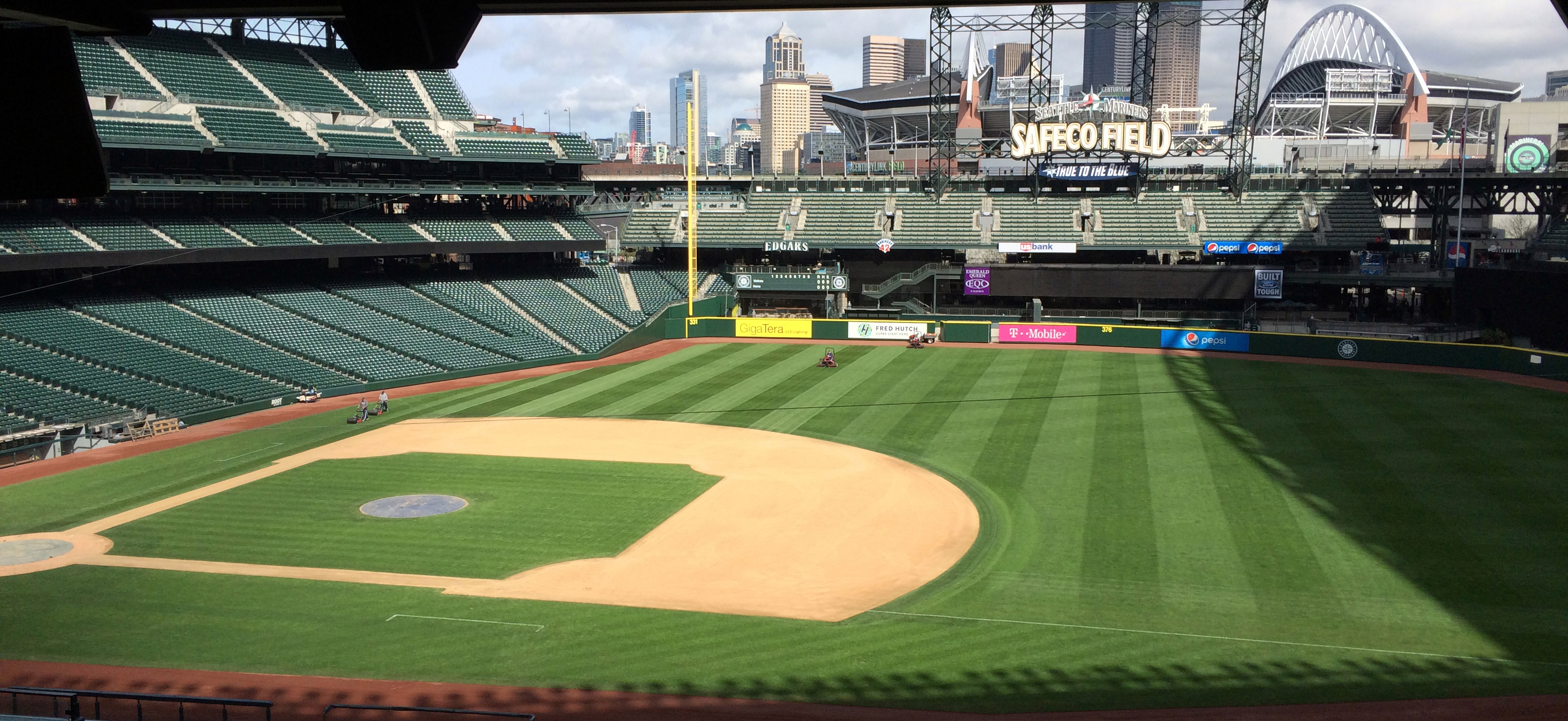 Safeco Field Food And Drink