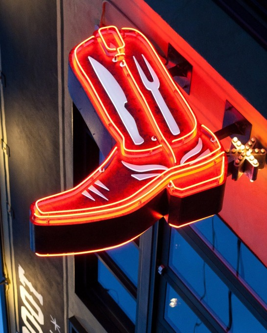 Kickin' Boot Whiskey Kitchen