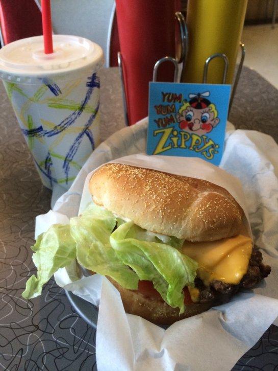 Zippy's Giant Burgers