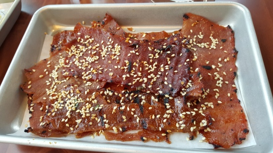 Grilled Kal-Bi Pork Meat Candy