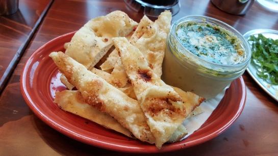Greenleaf IPA-Jalapeño Hummus
