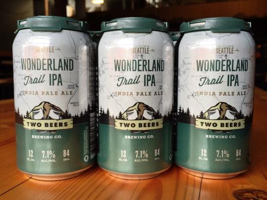 Wonderland Trail IPA