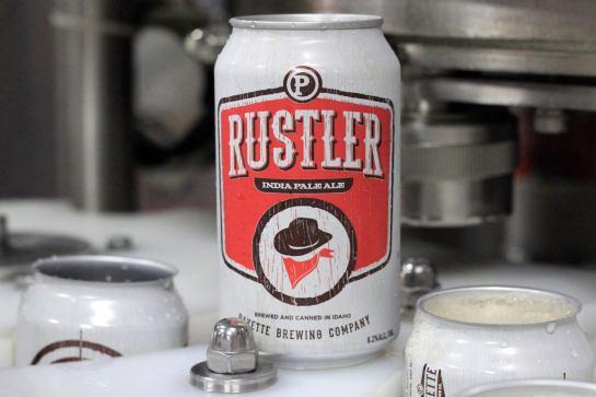 Payette Brewing's Rustler IPA