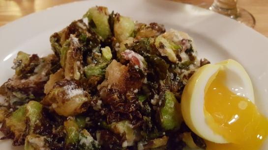 Brussel Sprout Caesar