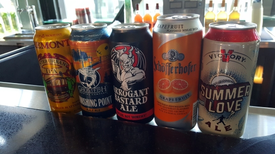 New Canned Beers For This Season