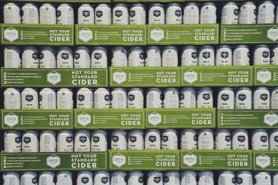 Plenty Of Basil Mint Cider For Everyone