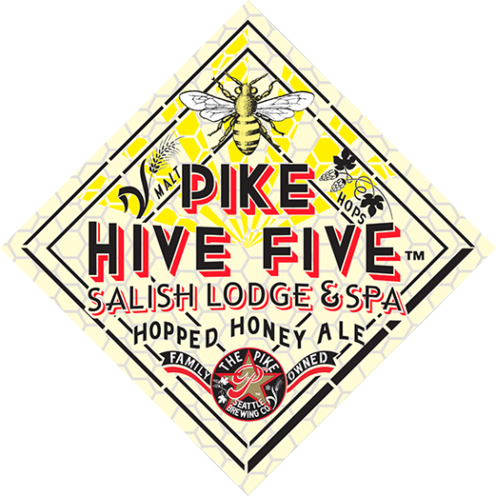PikeHIveFiveLabel