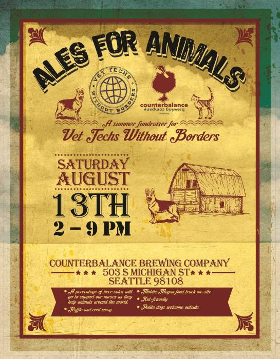 Ales for Animals