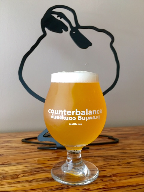 Counterbalance Belgian Golden Strong Ale