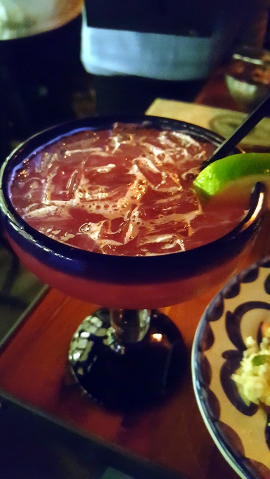 Lynn's Cactus Juice Margarita