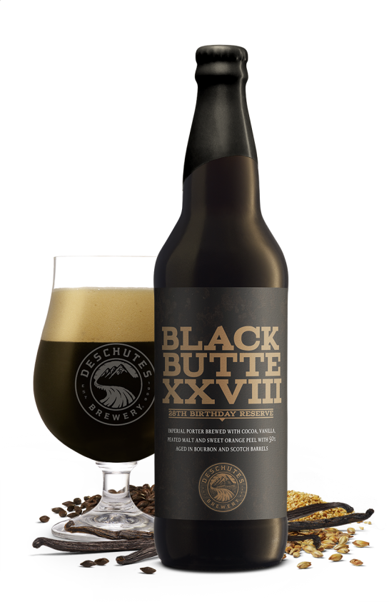 Black Butte XXVIII