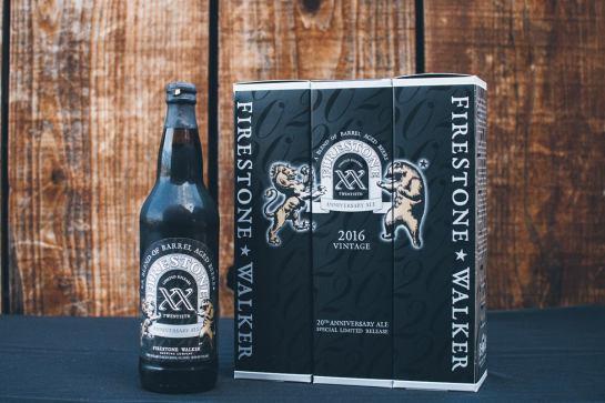 Firestone Walker XX Anniversary Ale
