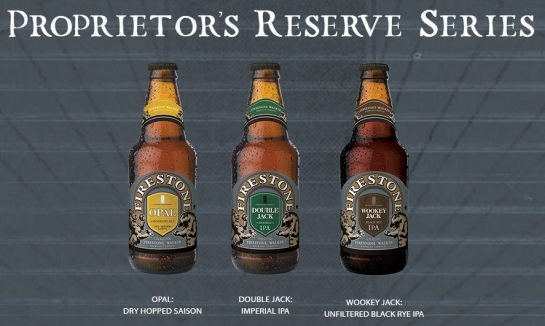 Proprietor's Reserve Series Beers Being Retired