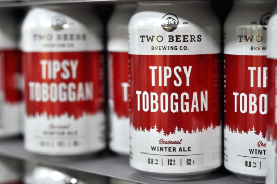 Tipsy Toboggan Winter Warmer