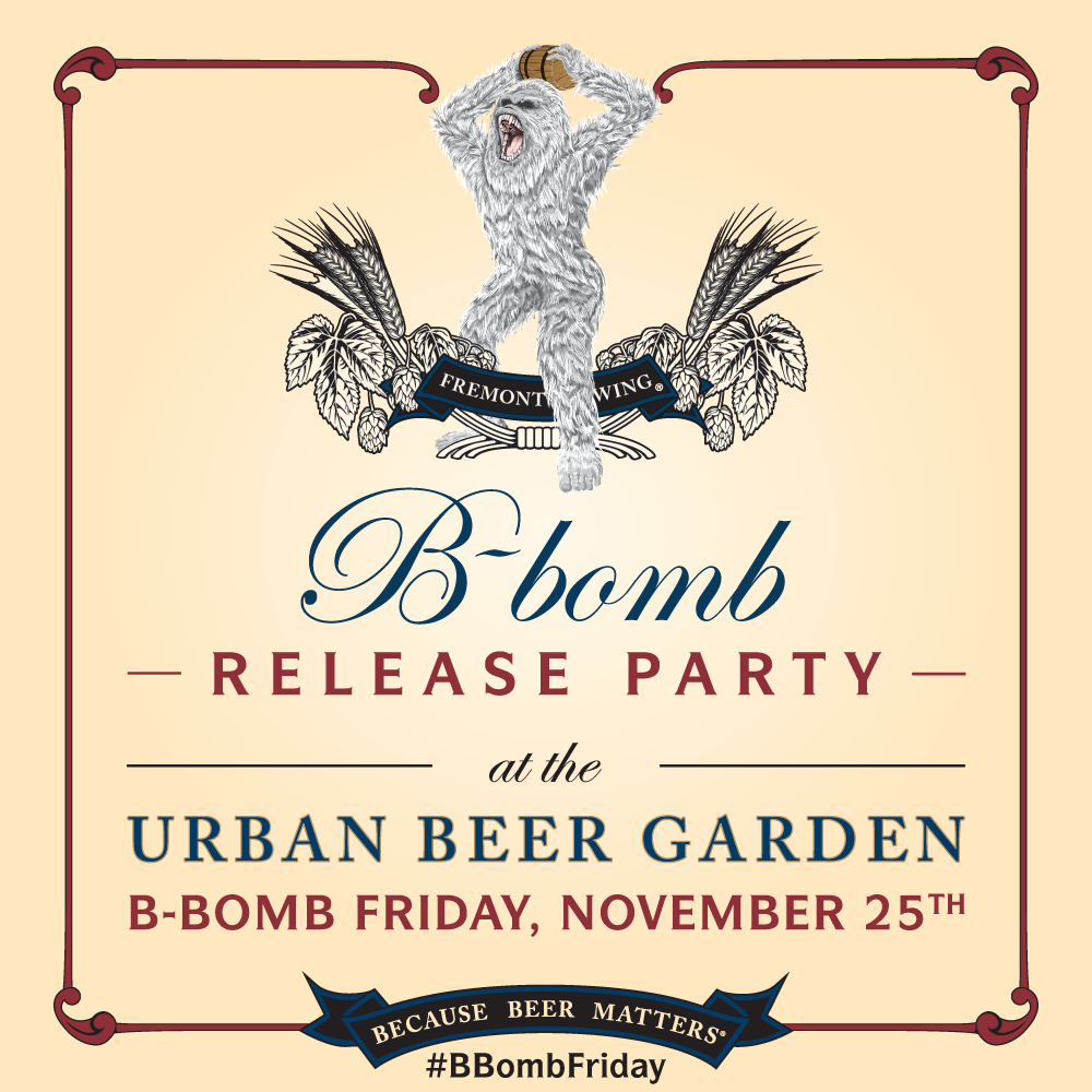 It\'s B-Bombs Away From Fremont Brewing | Craft Beer Monger