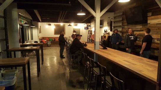 Lowercase Brewing's New Georgetown Taproom